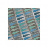 Chalk Wovens Fern Turquoise